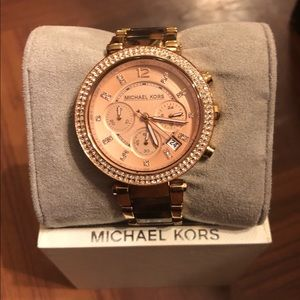 Michael Kors watch.